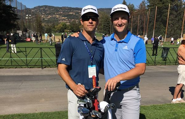Rahm starts the season with a new caddie: Adam Hayes - Jon Rahm