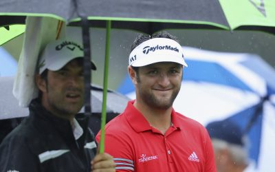 Jon Rahm completes his own particular Grand Slam