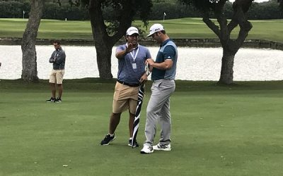 Rahm goes back to where it all started