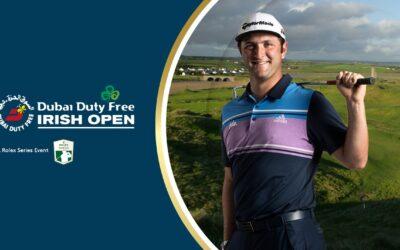 Jon Rahm jugará el Open de Irlanda en Lahinch