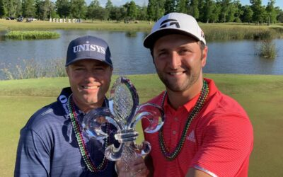 Jon Rahm defends the title in the Zurich Classic