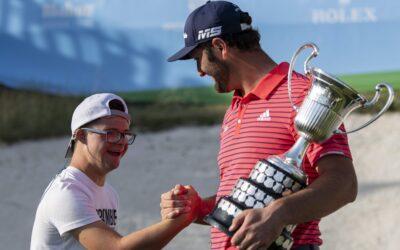 Jon takes home another dream victory in the Open de España