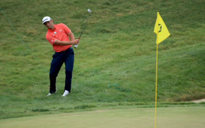 Jon dethroned from Number One for now, but he's written a brilliant prologue for the PGA