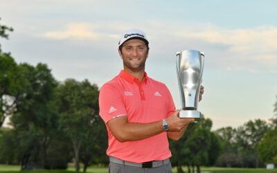 Victory to go down in history in the BMW Championship