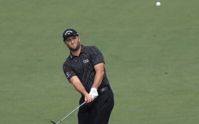 Rahm up against the ambitious challenge of successfully defending his title in the BMW Championship
